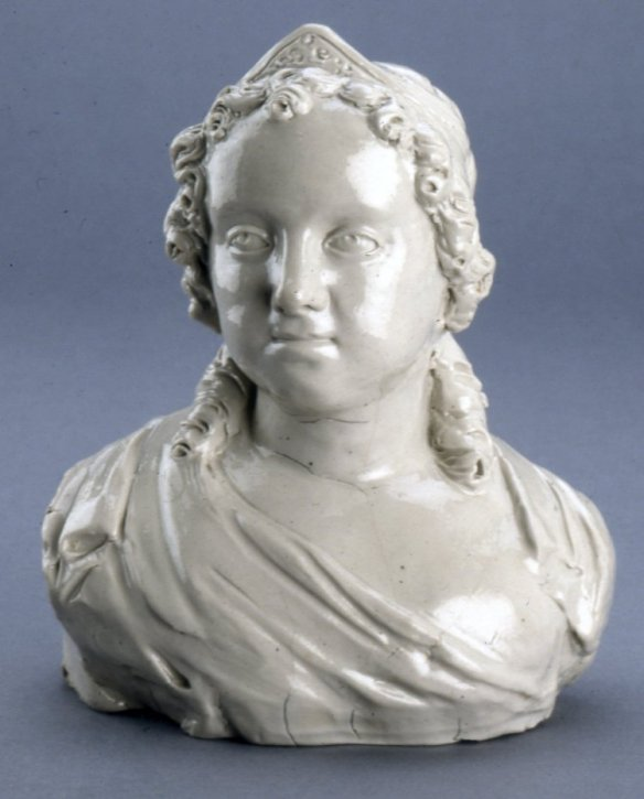 Bust of Mrs Lydia Dwight